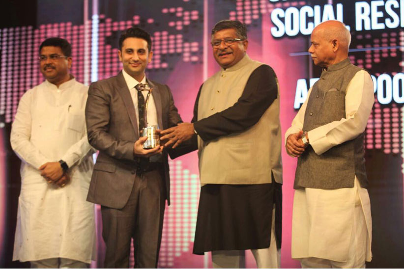 Adar Poonawalla is Indian of the Year - CSR Business Category